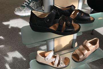 Slippers / badschoenen
